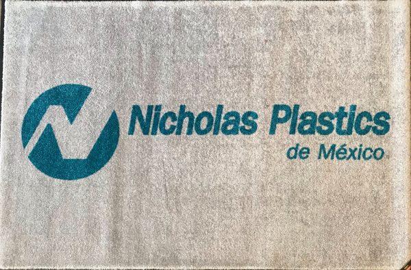 Tapete Nailon Logo 08