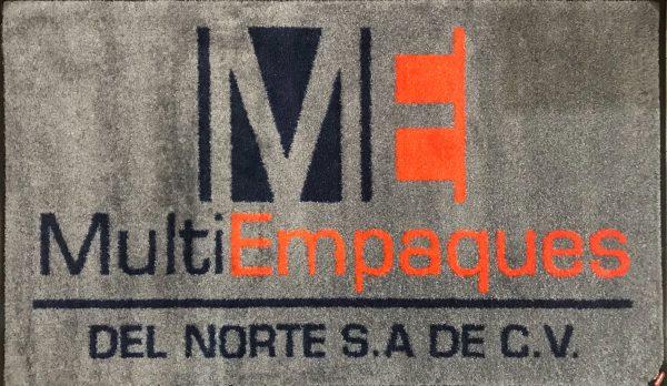 Tapete Nailon Logo 07