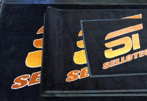Tapete Nailon Logo 06